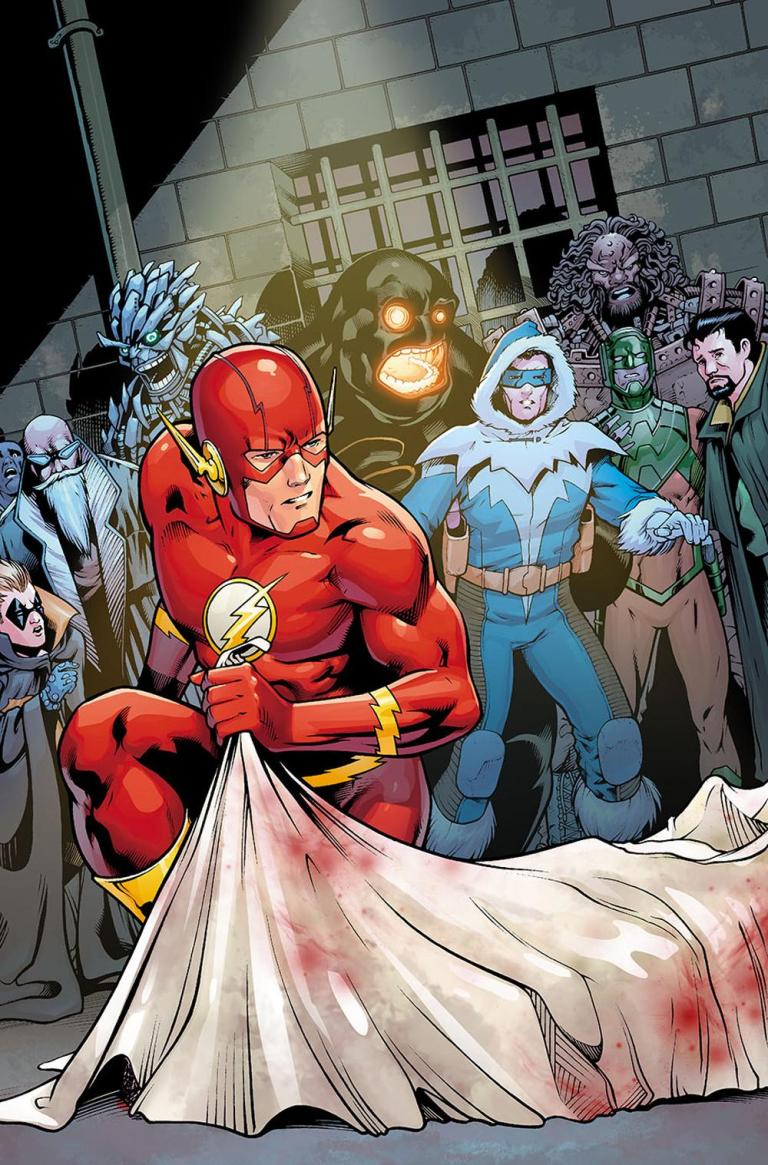 Flash #36 (Cover A Neil Googe)