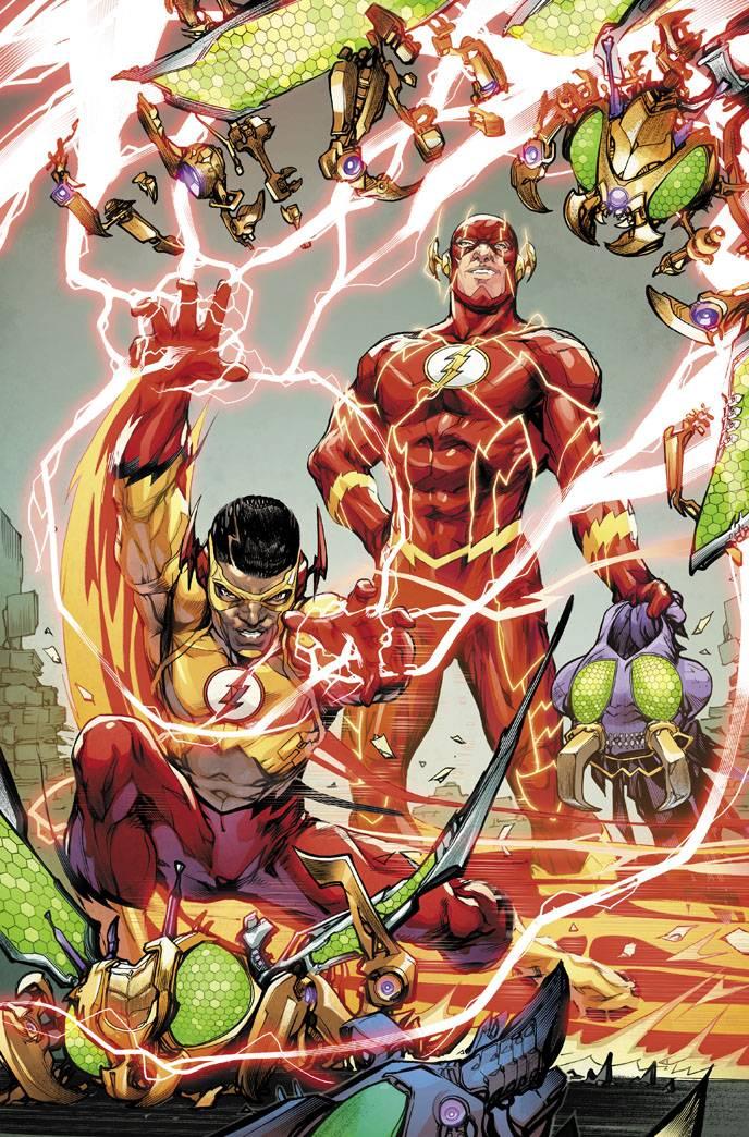 Flash #36 (Cover B Howard Porter)