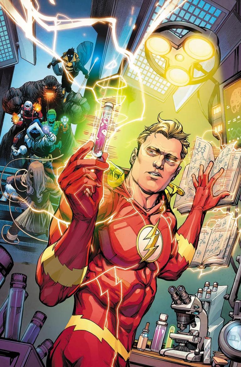 Flash #37 (Cover B Howard Porter)
