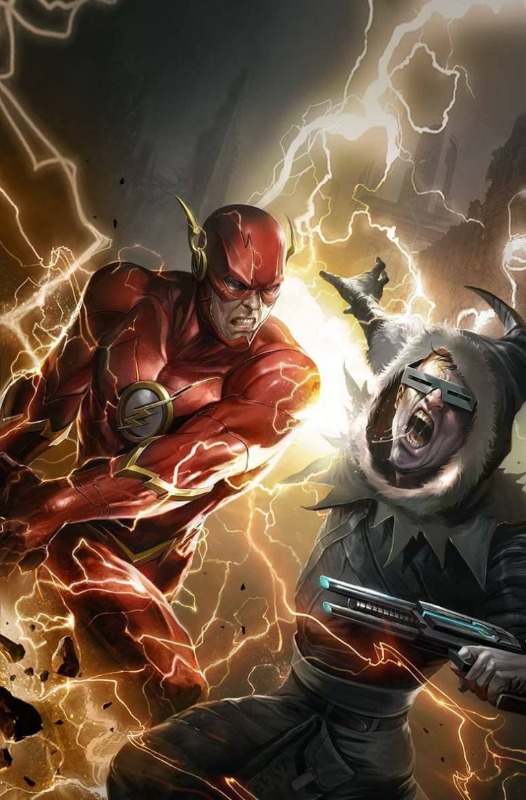 Flash #38 (Cover B Francesco Mattina)
