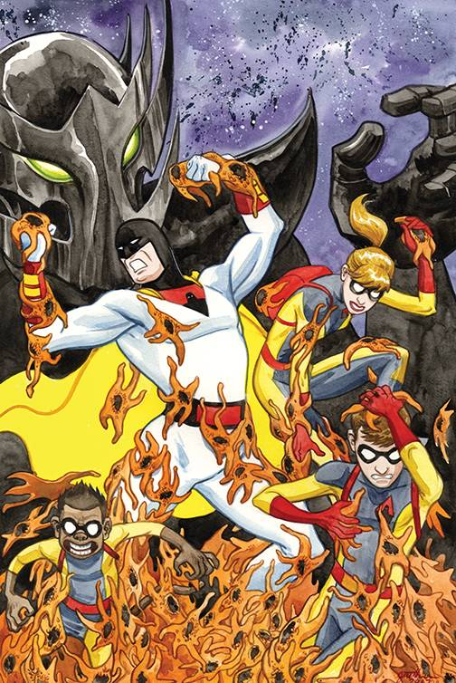Future Quest Presents #3 (Cover B Jill Thompson)