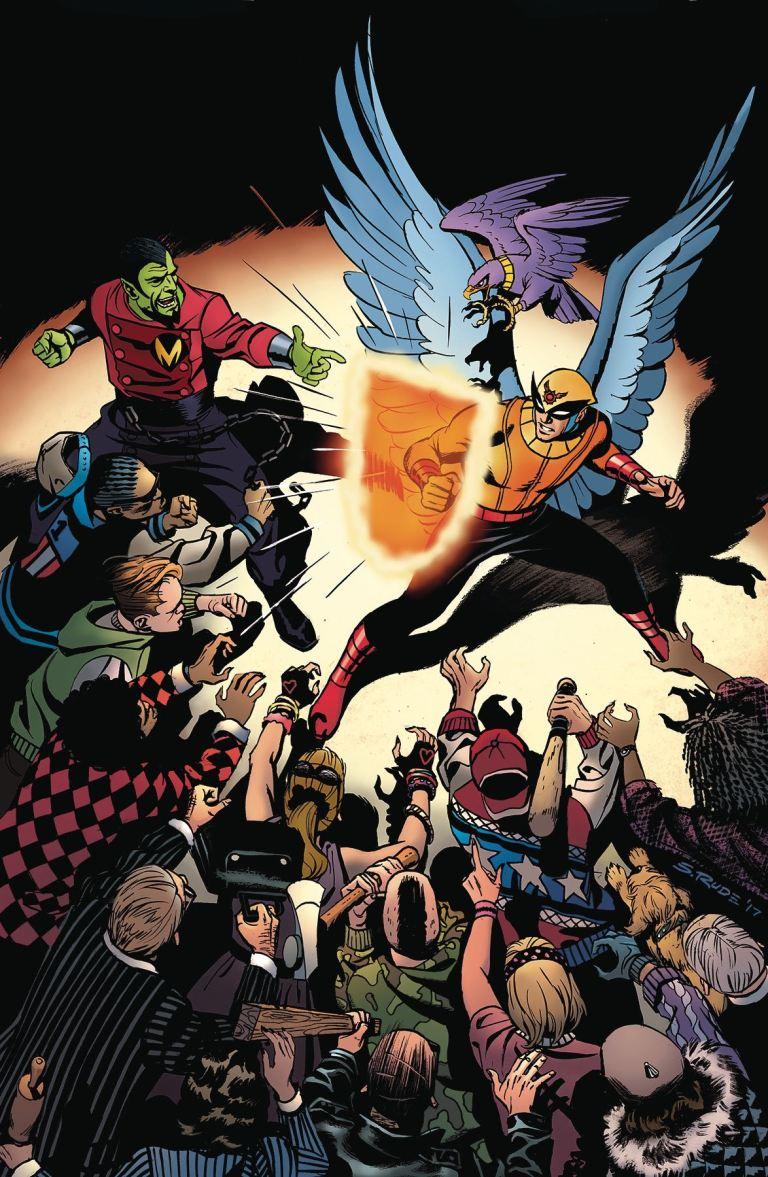 Future Quest Presents #6 (Cover A Steve Rude)