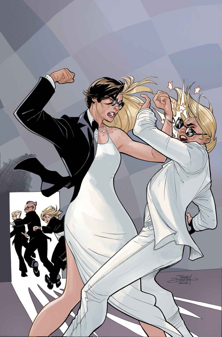 Generation X #7 (Terry Dodson Cover)