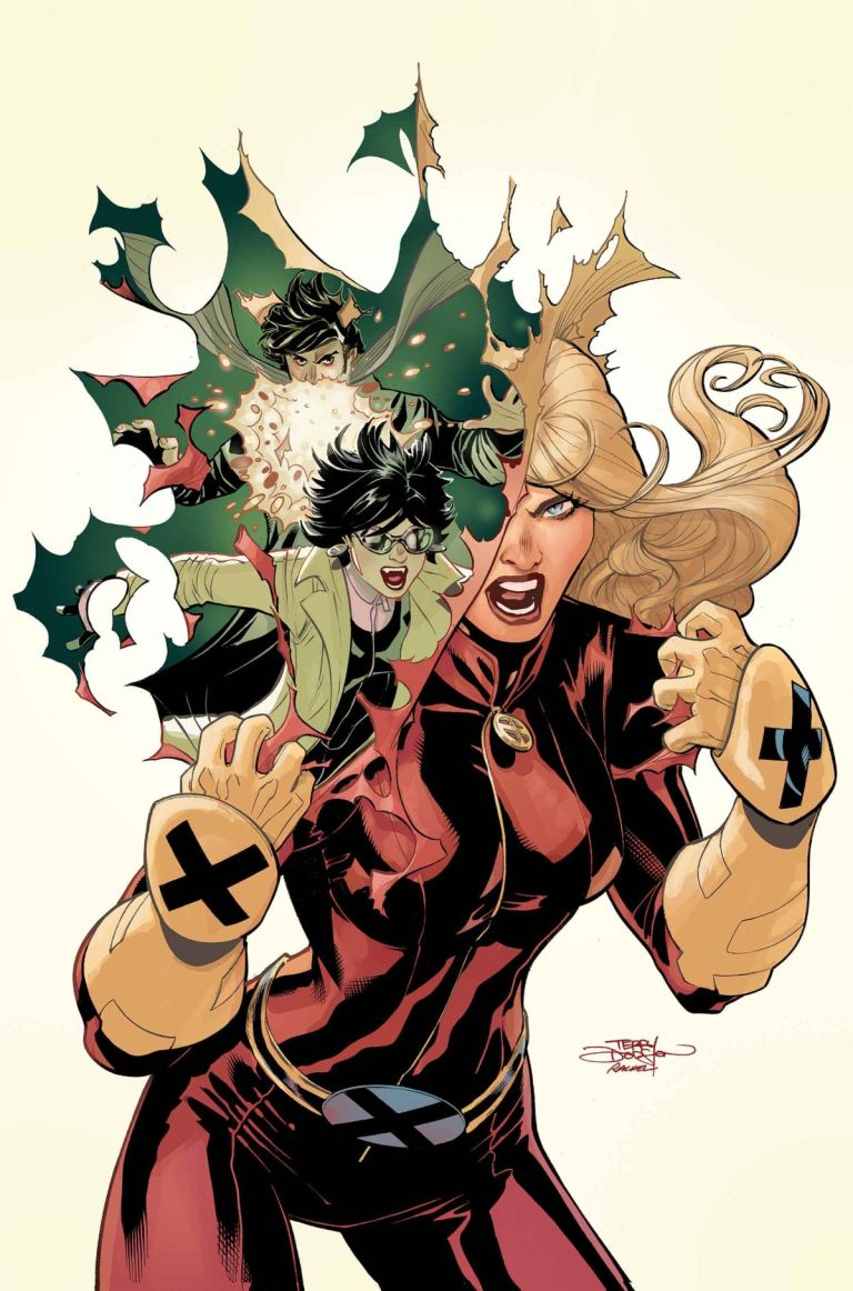 Generation X #9 (Terry Dodson Cover)