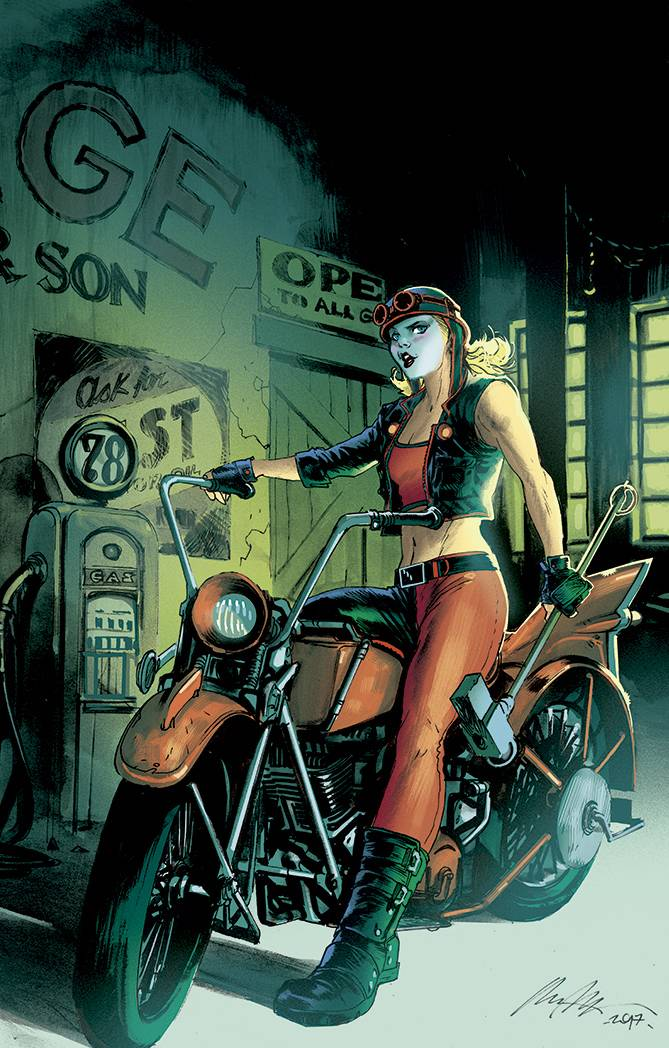 Gotham City Garage #1 (Cover A Rafael Albuquerque)