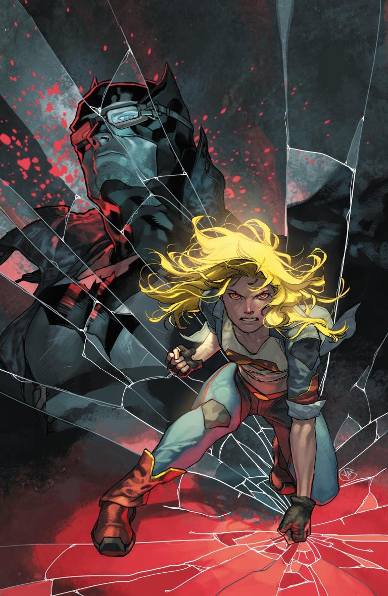 Gotham City Garage #6 (Yasmine Putri Cover)