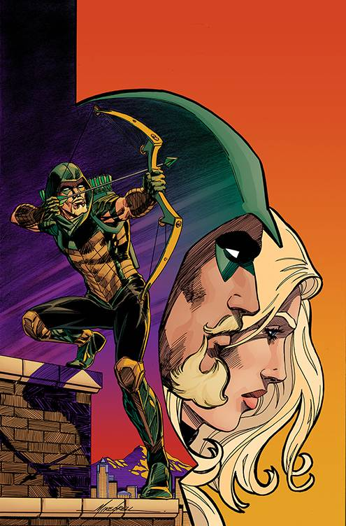 Green Arrow #33 (Cover B Mike Grell)