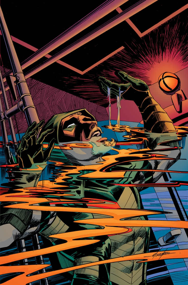 Green Arrow #36 (Cover B Mike Grell)