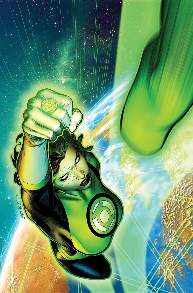 Green Lanterns #32 (Cover B Brandon Peterson)