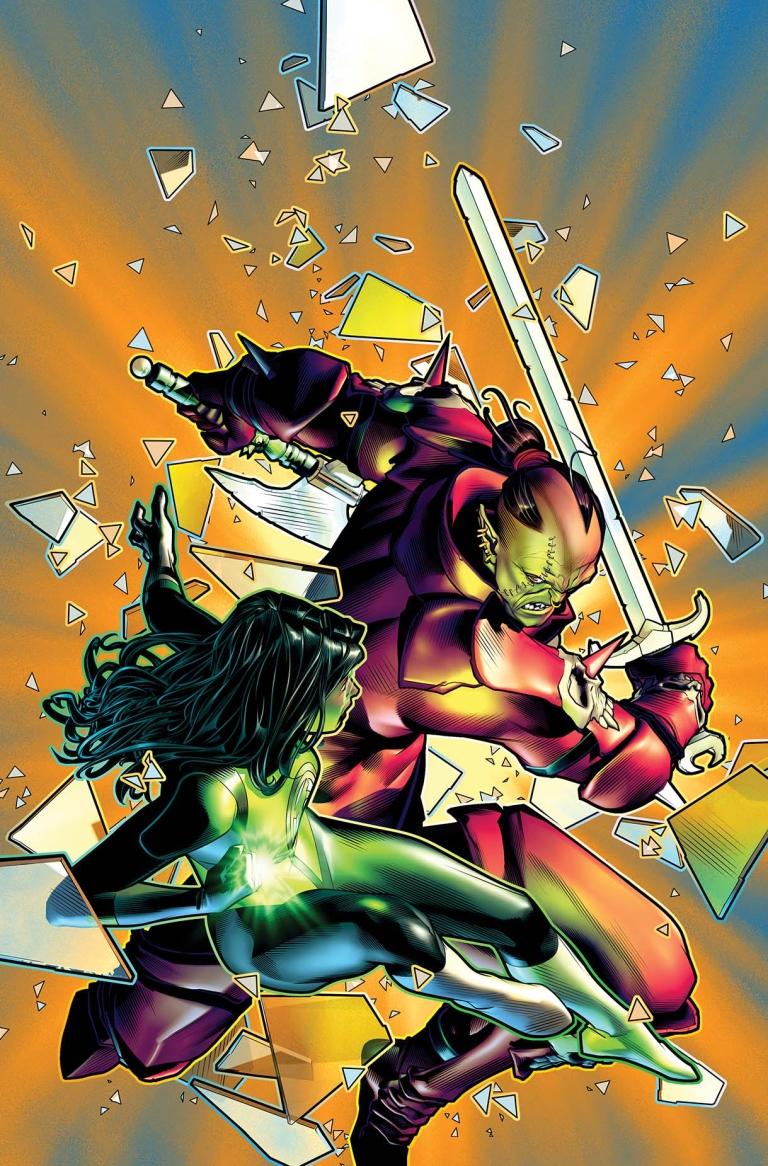 Green Lanterns #35 (Cover B Brandon Peterson)