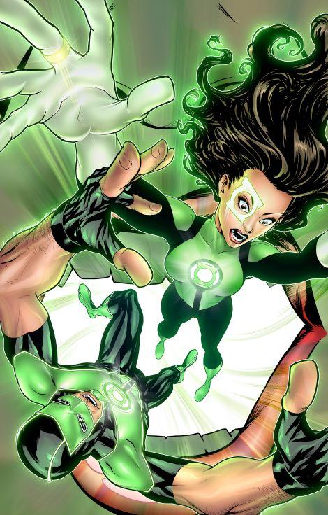 Green Lanterns #36 (Cover A Mike McKone)