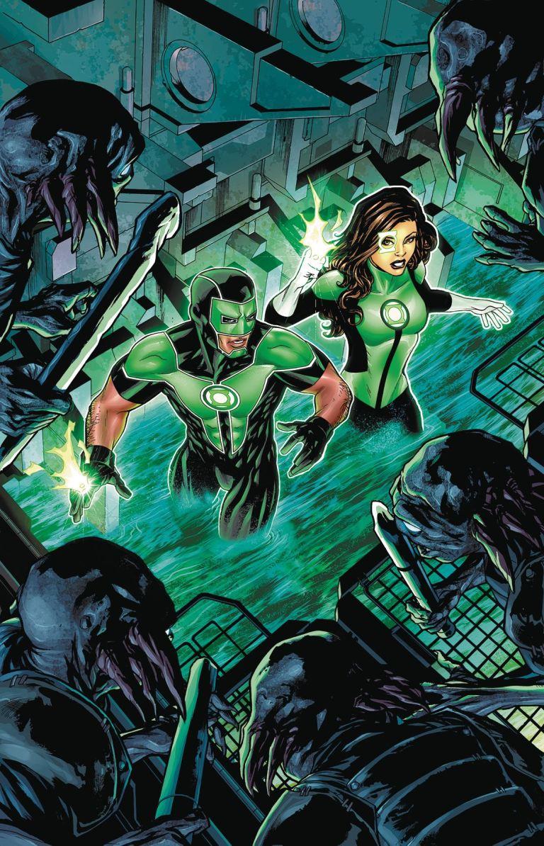 Green Lanterns #37 (Cover A Mike McKone)