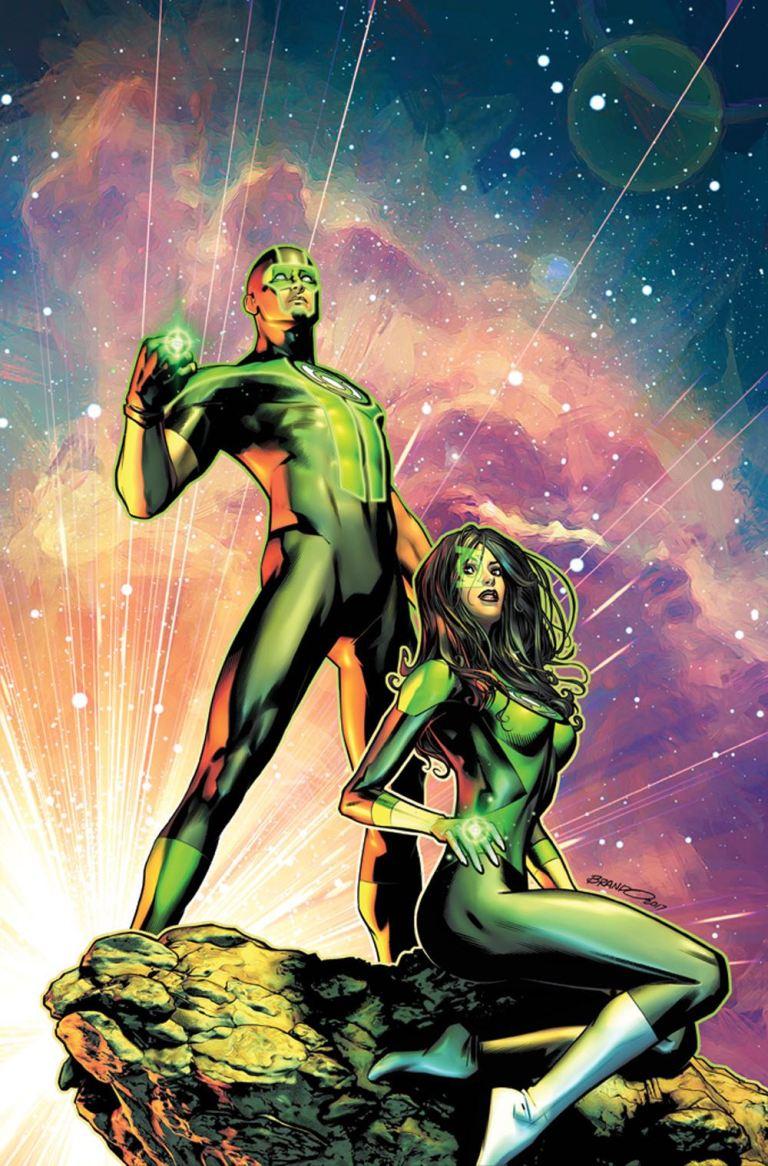 Green Lanterns #37 (Cover B Brandon Peterson)
