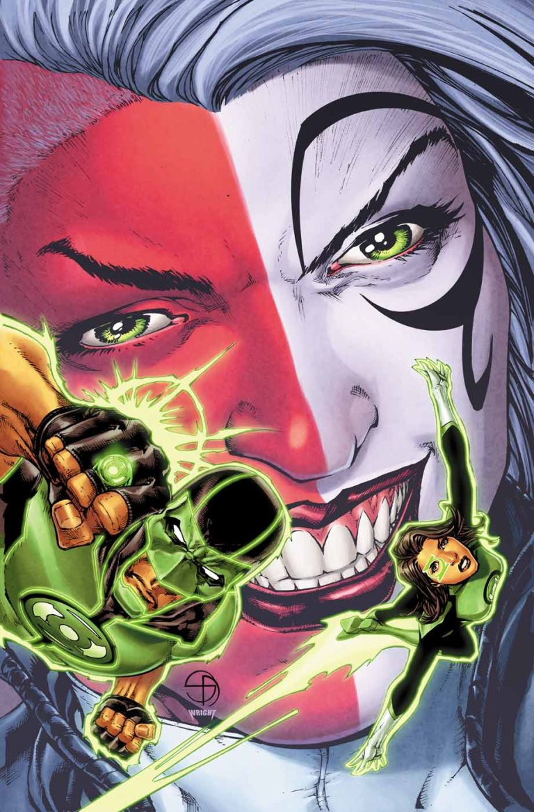 Green Lanterns #38 (Cover A Shane Davis)