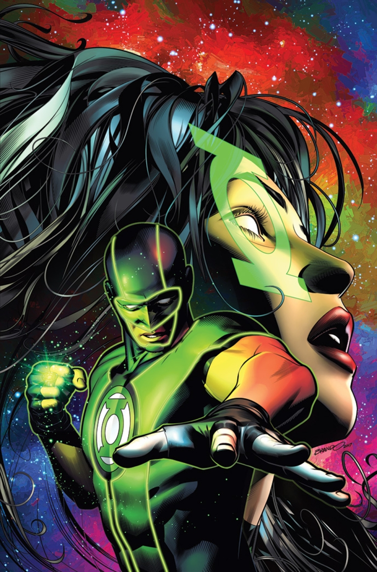 Green Lanterns #38 (Cover B Brandon Peterson)