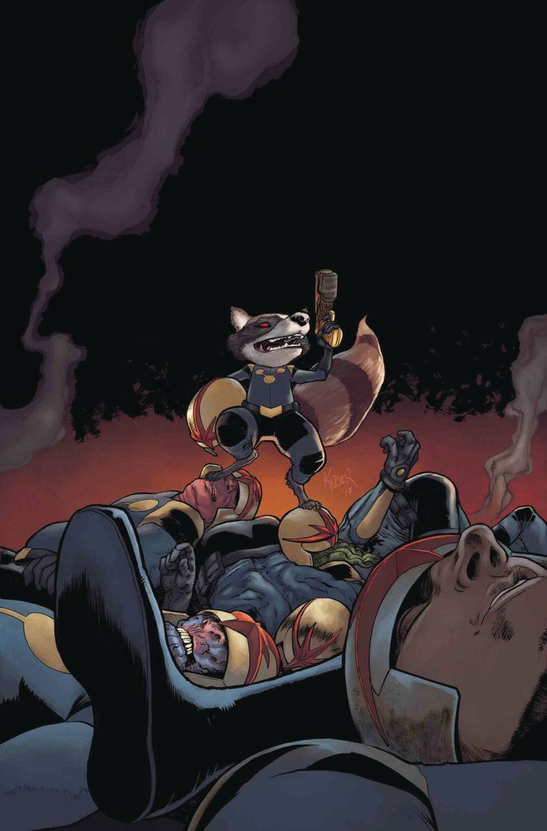 Guardians Of The Galaxy #149 (Aaron Kuder Cover)