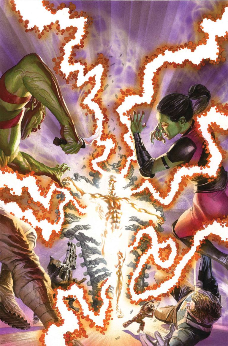 Guardians Of The Galaxy #150 (Cover A Alex Ross)