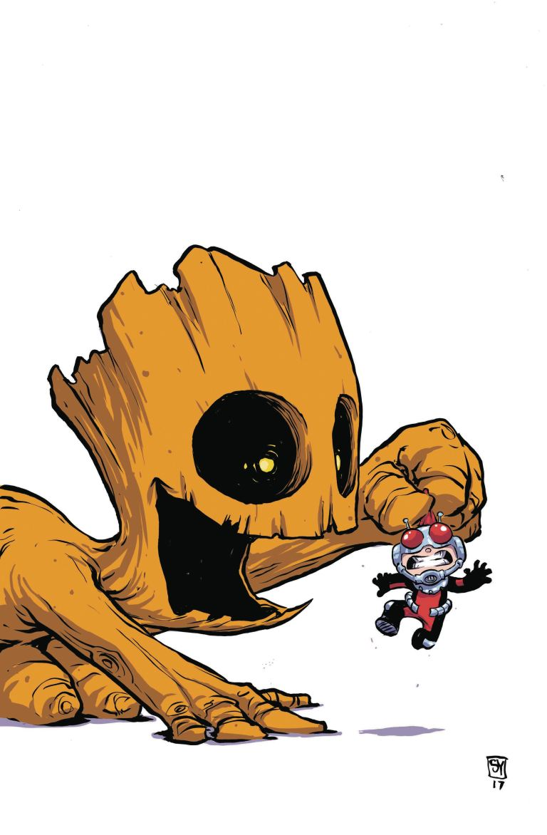 Guardians Of The Galaxy #150 (Cover F Skottie Young)