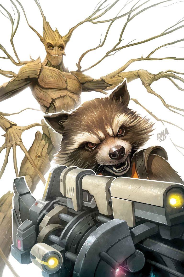 Guardians Of The Galaxy Telltale Series #4 (Cover A David Nakayama)
