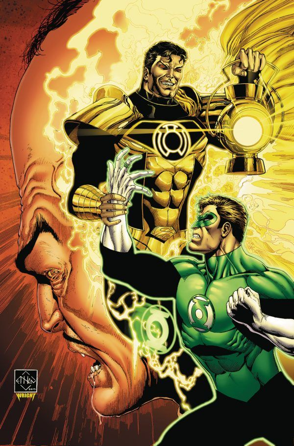 Hal Jordan And The Green Lantern Corps #30 (Cover A Ethan Van Sciver)