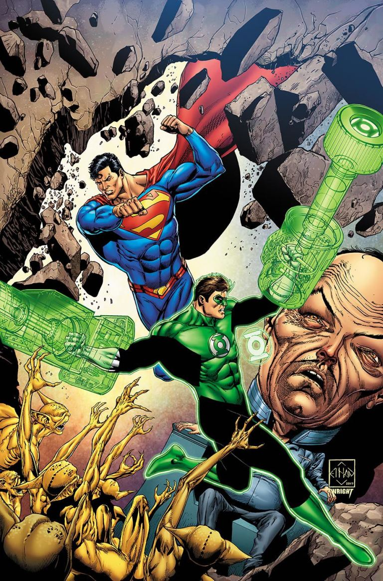 Hal Jordan And The Green Lantern Corps #31 (Cover A Ethan Van Sciver)
