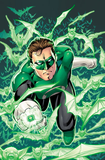 Hal Jordan And The Green Lantern Corps #32 (Cover B Barry Kitson)