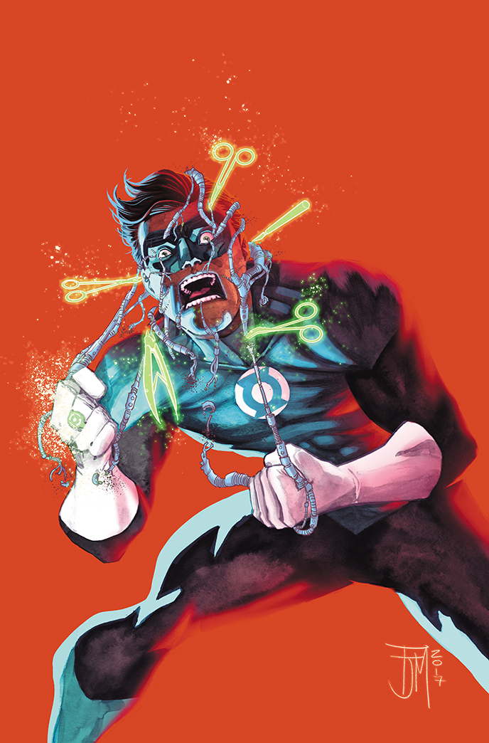 Hal Jordan And The Green Lantern Corps #33 (Cover A Francis Manapul)