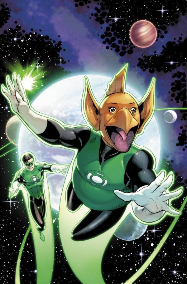 Hal Jordan And The Green Lantern Corps #33 (Cover B Barry Kitson)