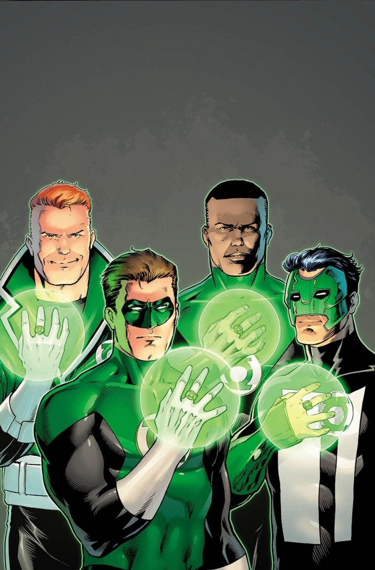 Hal Jordan And The Green Lantern Corps #35 (Cover B Barry Kitson)