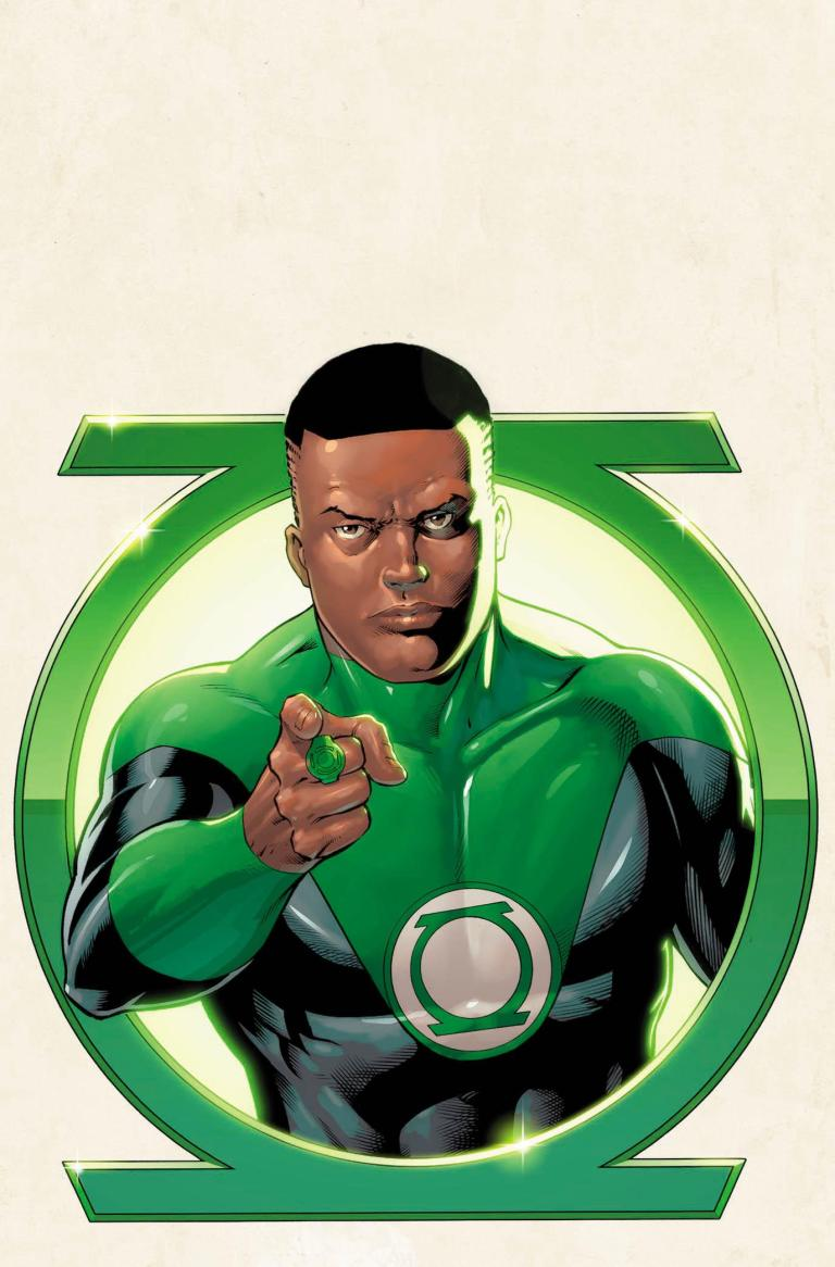 Hal Jordan And The Green Lantern Corps #36 (Cover B Barry Kitson)