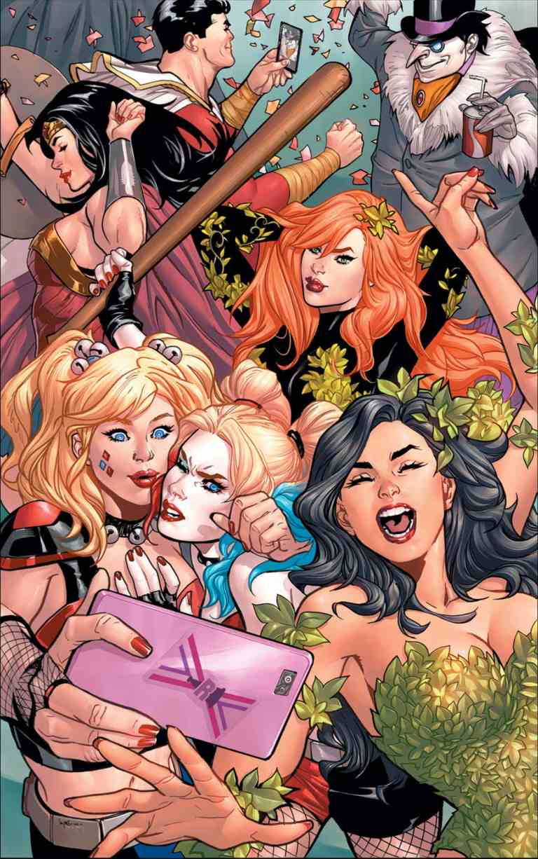 Harley And Ivy Meet Betty And Veronica #2 (Cover A Emanuela Lupacchino)
