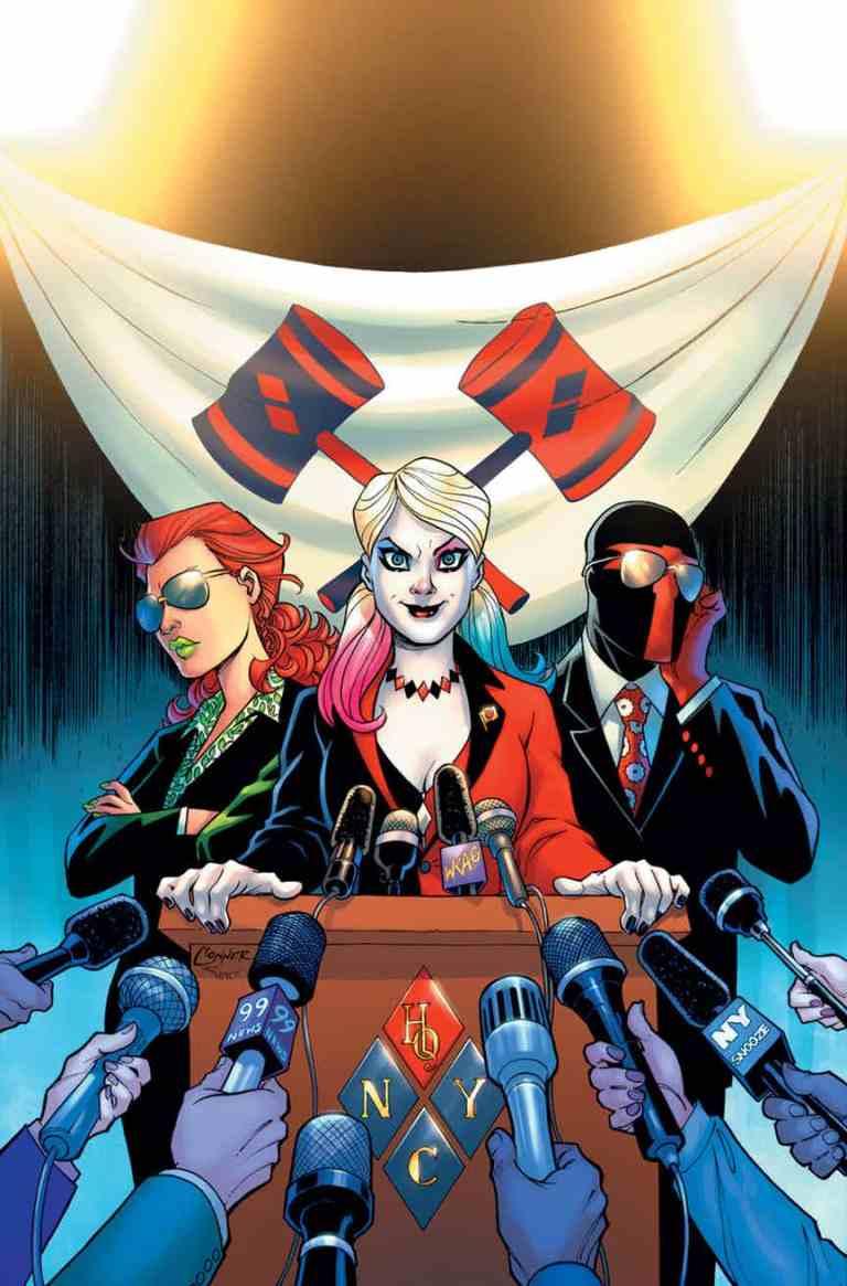 Harley Quinn #30 (Cover A Amanda Conner)