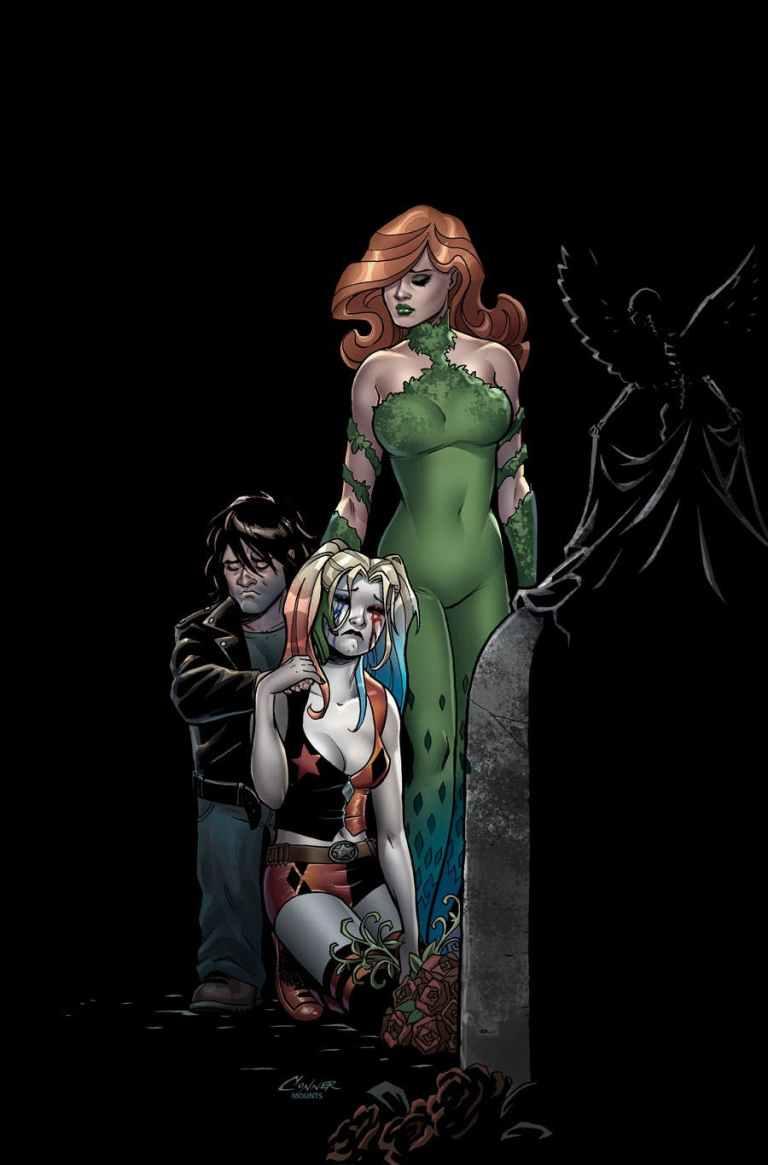 Harley Quinn #32 (Cover A Amanda Conner)