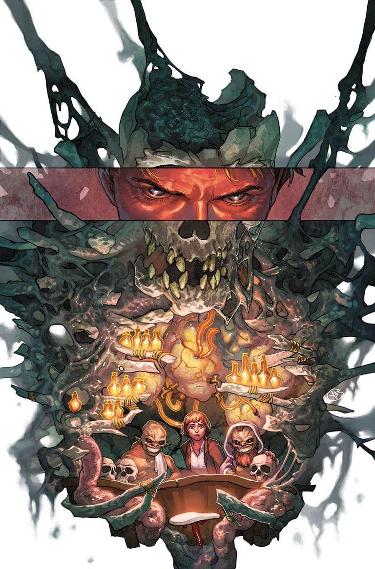 Hellblazer #15 (Cover B Yasmine Putri)