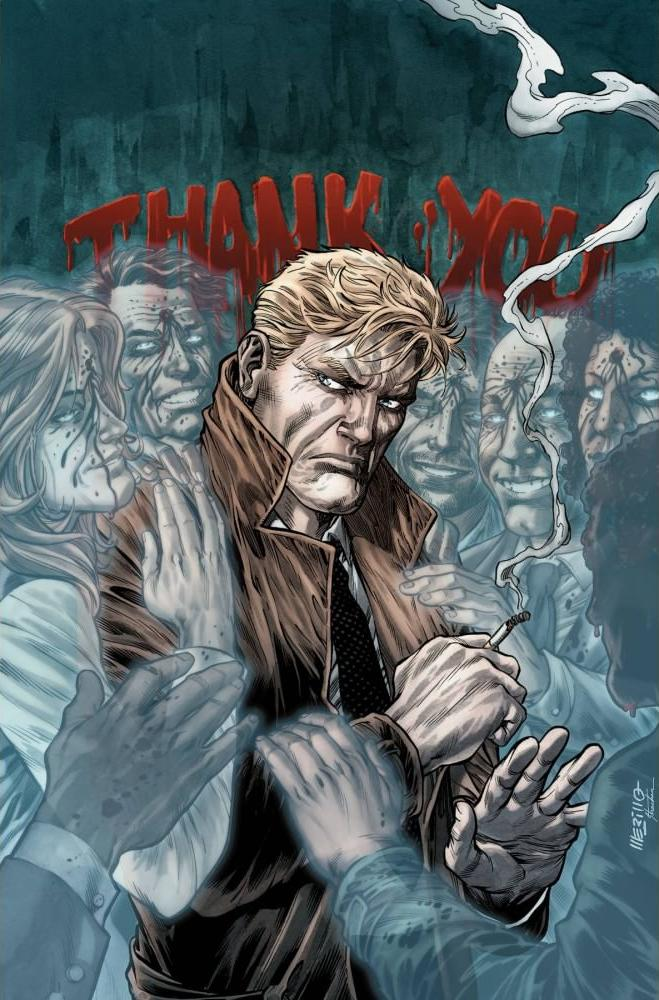Hellblazer #16 (Cover A Jesus Merino)