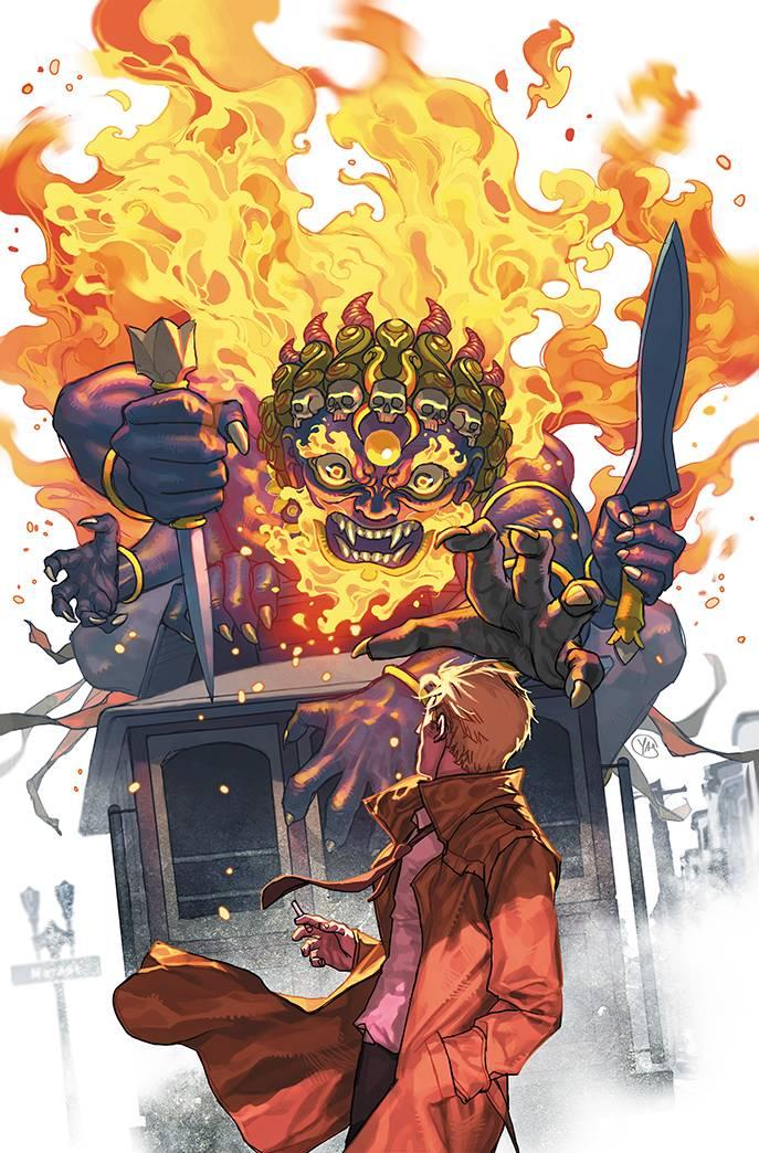 Hellblazer #16 (Cover B Yasmine Putri)