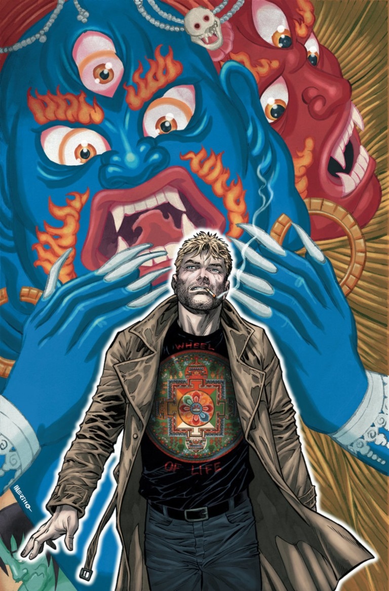 Hellblazer #17 (Cover A Jesus Merino)