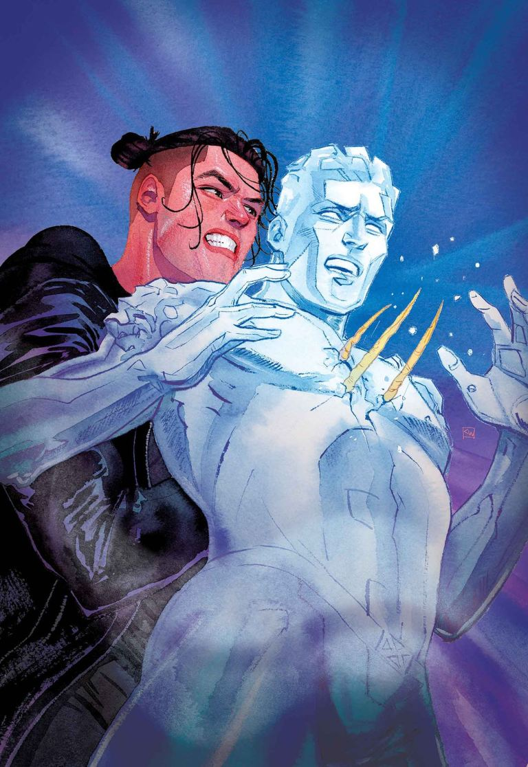Iceman #9 (Kevin Wada Cover)