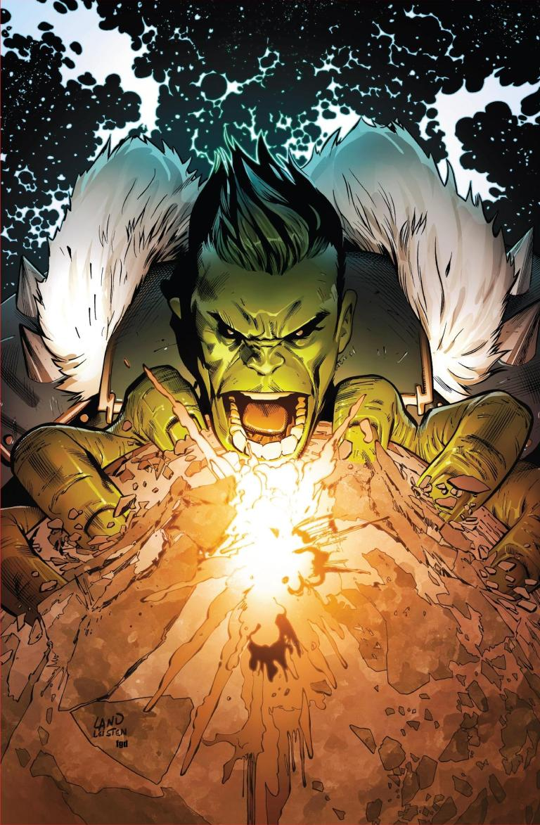 Incredible Hulk #709 (Cover A Greg Land)