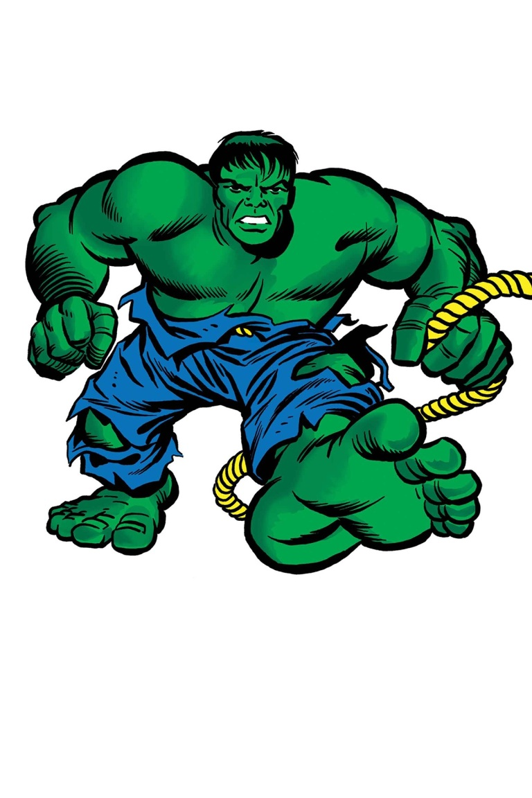 Incredible Hulk #709 (Cover D Jack Kirby 1965 T-Shirt Variant)