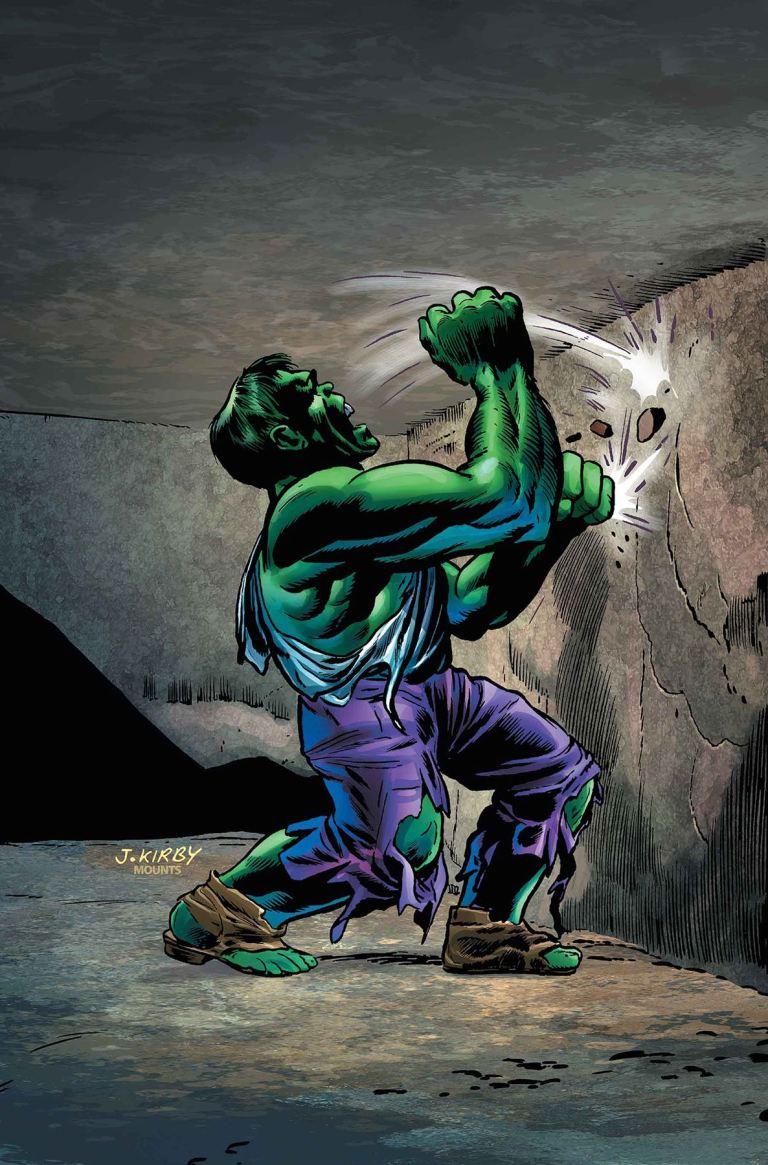 Incredible Hulk #710 (Cover B Jack Kirby 100th Birthday Variant)