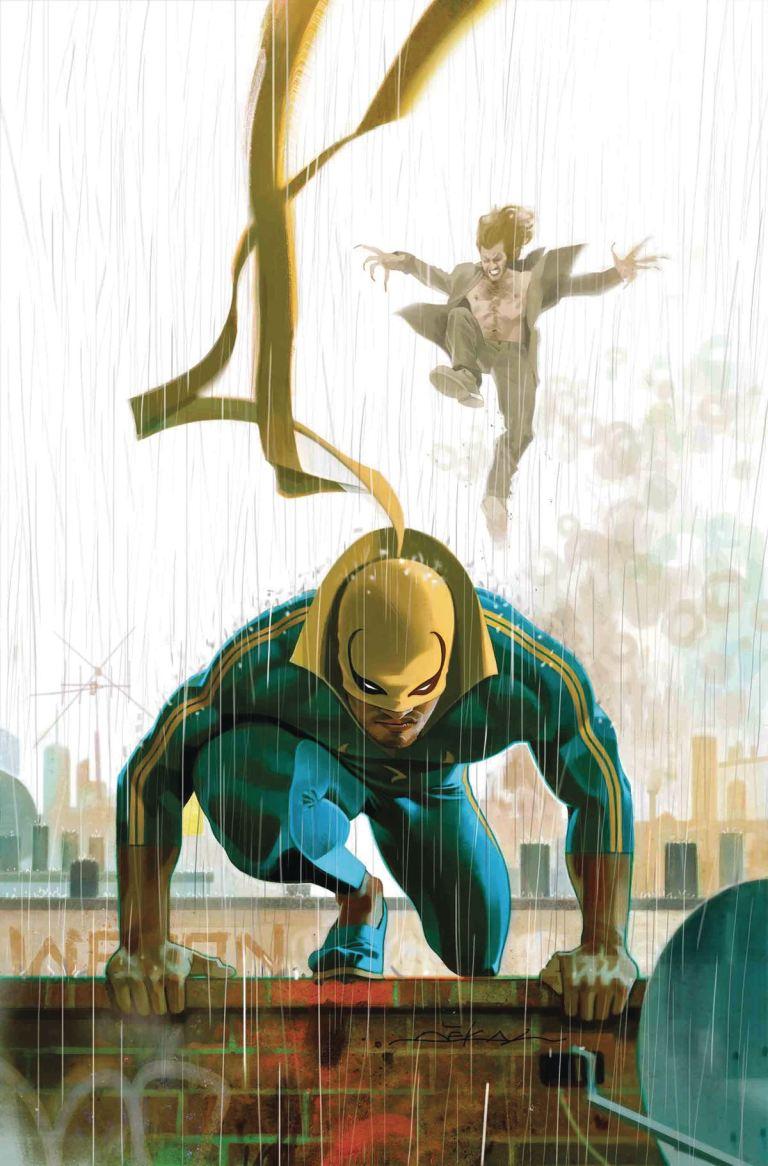 Iron Fist #75 (Cover A Jeff Dekal)