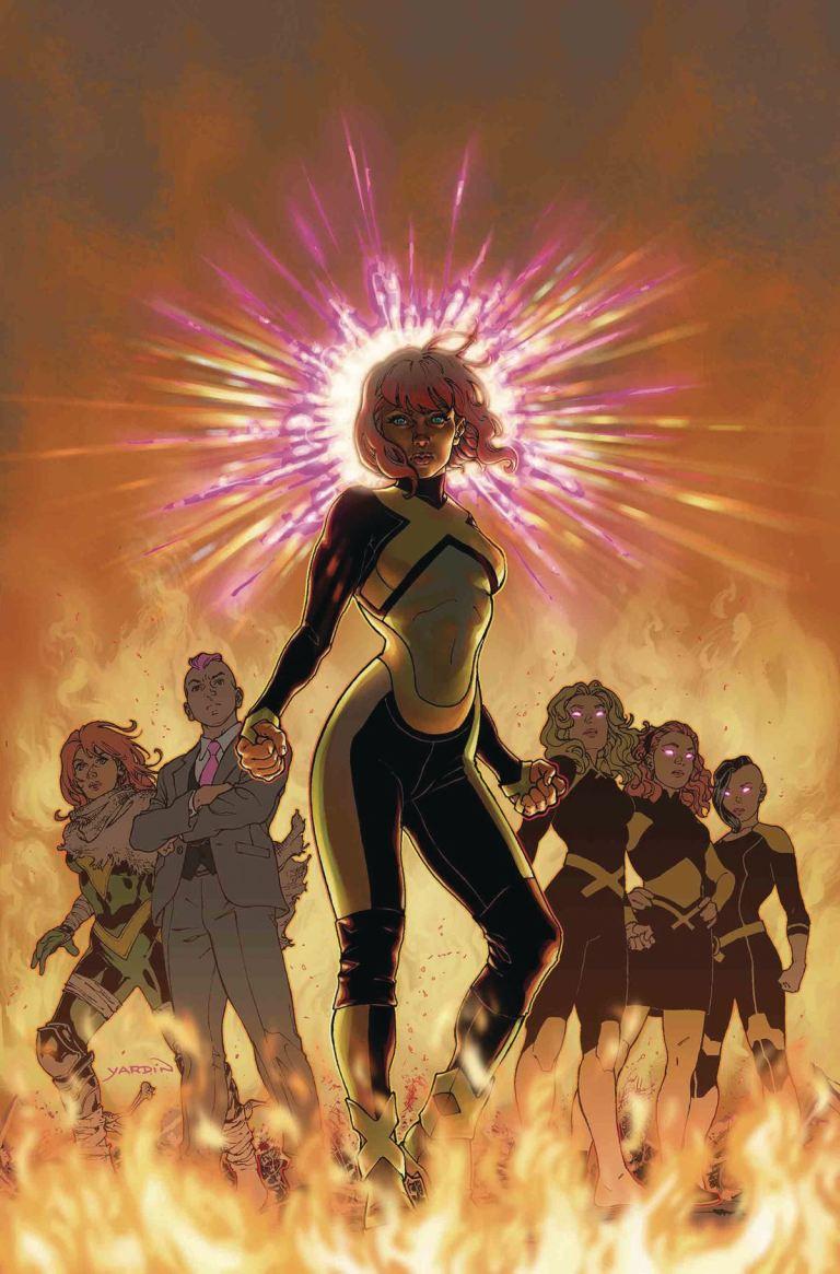 Jean Grey #10 (David Yardin Cover)