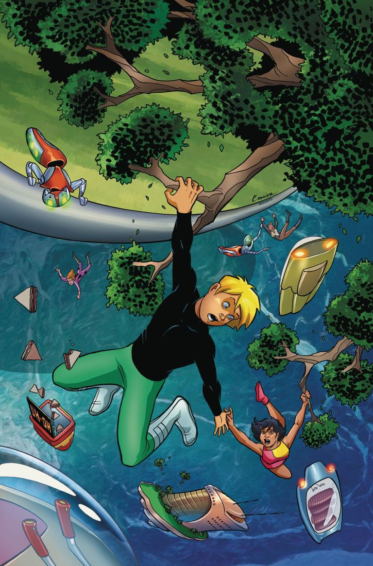 Jetsons #2 (Cover A Amanda Conner)