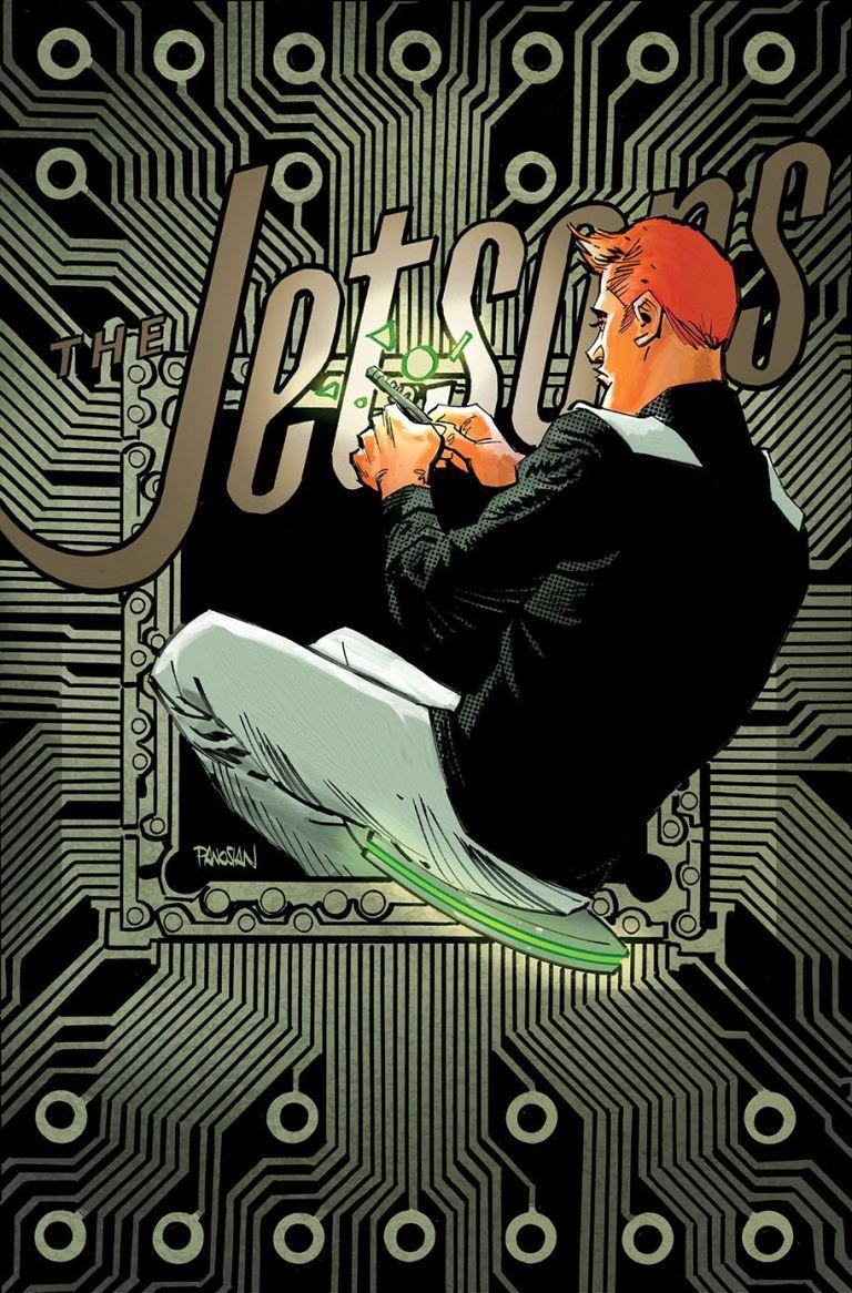 Jetsons #2 (Cover B Dan Panosian)