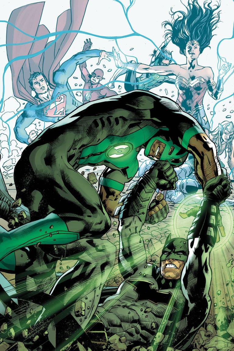 Justice League #30 (Cover A Bryan Hitch)