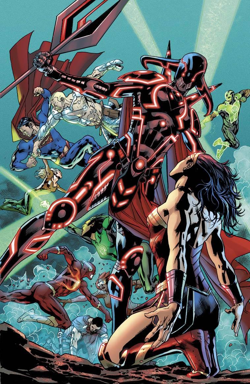 Justice League #31 (Cover A Bryan Hitch)