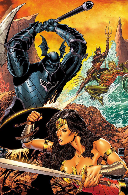 Justice League #32 (Cover A Ethan Van Sciver)
