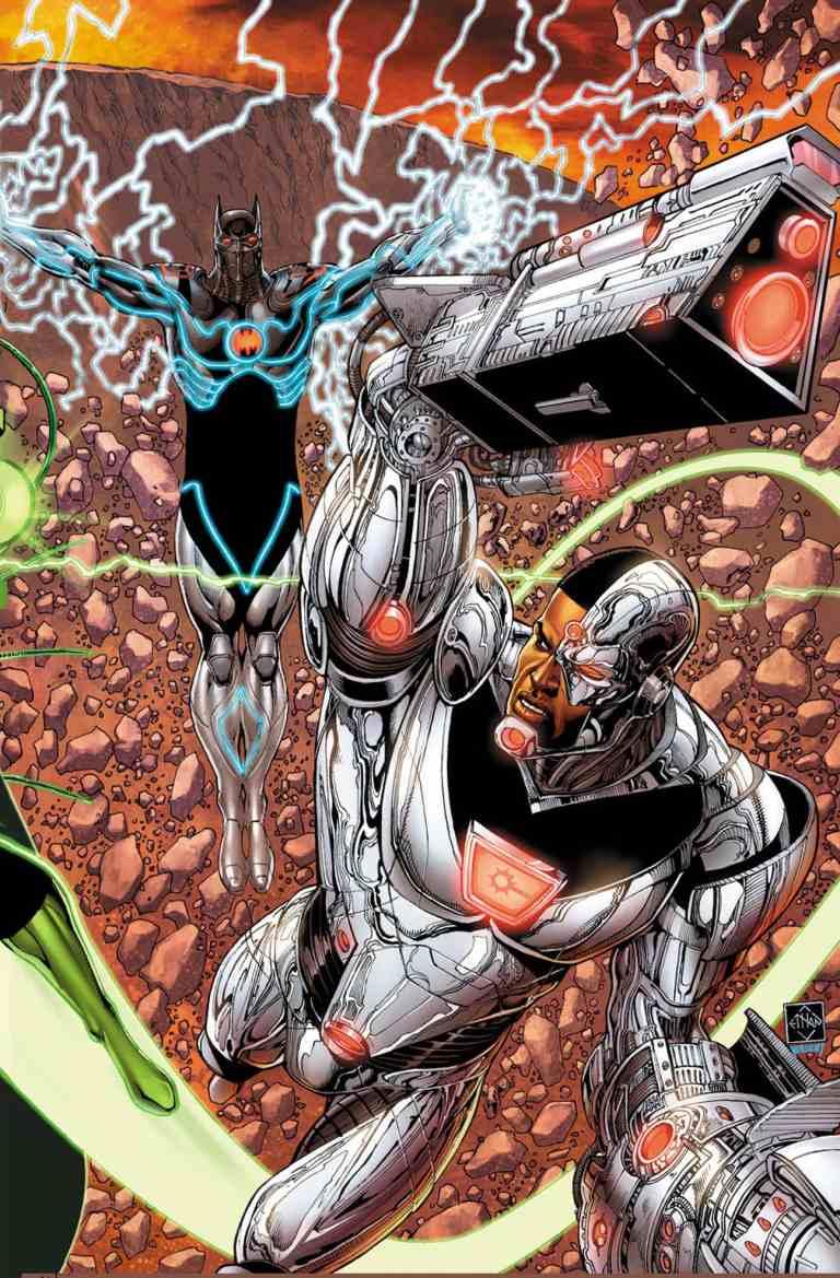 Justice League #33 (Cover A Ethan Van Sciver)