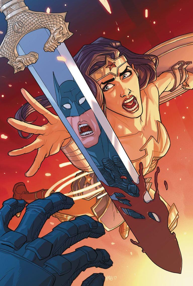 Justice League #34 (Cover A Ethan Van Sciver)